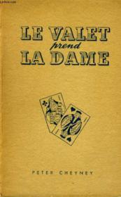 Le Valet Prend La Dame - Couverture - Format classique