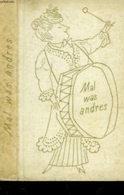 Mal Was Andres - Couverture - Format classique