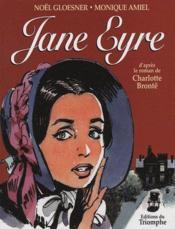 Jane Eyre d'après le roman de Charlotte Brontë - Couverture - Format classique