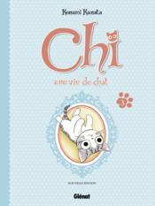 Chi ; une vie de chat T.3 - Couverture - Format classique