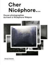 Cher Nicéphore - Couverture - Format classique