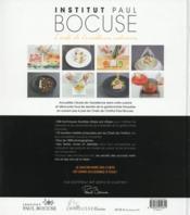 Institut Bocuse ; à l'école des chefs - 4ème de couverture - Format classique