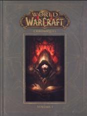 World of Warcraft - chroniques T.1 - Couverture - Format classique