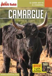 GUIDE PETIT FUTE ; CARNETS DE VOYAGE ; Camargue (édition 2020) - Couverture - Format classique