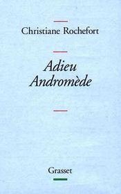 Adieu Andromède - Intérieur - Format classique