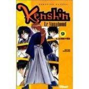 Kenshin le vagabond t.9 ; l'arrivée - Couverture - Format classique