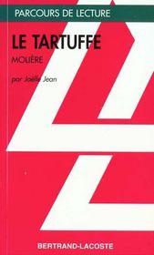 Le tartuffe, de Molière - Intérieur - Format classique