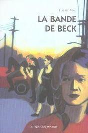 La bande de beck - Intérieur - Format classique