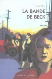 La bande de beck - Couverture - Format classique
