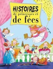 Histoires de princesses et de fees - Couverture - Format classique