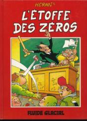 L'etoffe des zeros t1 - Couverture - Format classique