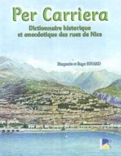 Per Carriera - Couverture - Format classique