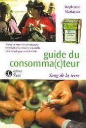 Guide du consomma(c)teur - Couverture - Format classique