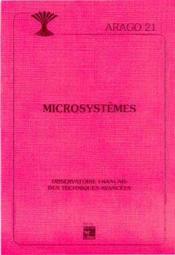Microsystemes arago 21 - Couverture - Format classique