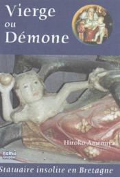 Vierge Ou Demone - Couverture - Format classique