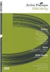Revue Action Poetique N.205 - Couverture - Format classique