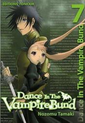 Dance in the vampire bund t.7 - Couverture - Format classique