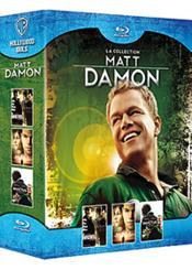 La Collection Matt Damon - Couverture - Format classique