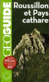 Geoguide ; Roussillon Et Pays Cathare - Couverture - Format classique