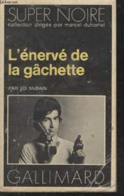 Collection Super Noire N° 80. Lenerve De La Gachette. - Couverture - Format classique