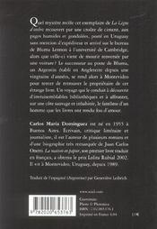 Maison En Papier (La) - 4ème de couverture - Format classique
