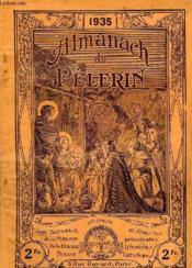 Almanach Du Pelerin, 1935 - Couverture - Format classique
