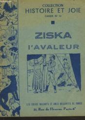Ziska L'Avaleur - Couverture - Format classique