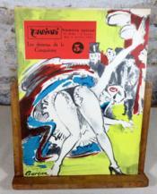 Le charivari n° 49 bis 1962. Pamphlet satirique et politique. Les dessous de la cinquième. - Couverture - Format classique