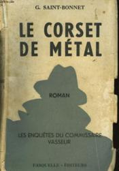 Le Corset De Metal - Couverture - Format classique