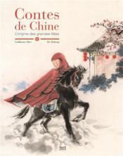 Contes de Chine - Couverture - Format classique