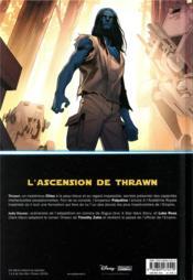 Star Wars ; Thrawn - 4ème de couverture - Format classique