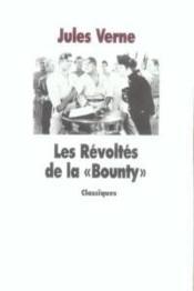Revoltes de la bounty (les) - Couverture - Format classique
