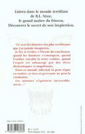 L'Heure Du Cauchemar - 4ème de couverture - Format classique