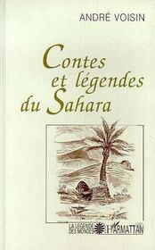 Contes et légendes du sahara - Intérieur - Format classique