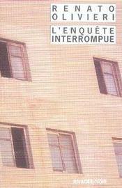 L'enquête interrompue - Intérieur - Format classique