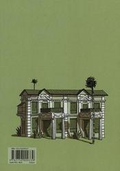 Chroniques birmanes - 4ème de couverture - Format classique