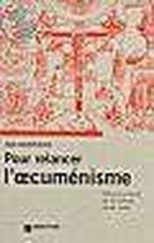 Pour relancer l'oecuménisme - Couverture - Format classique