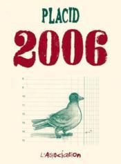 Placid 2006 - Couverture - Format classique