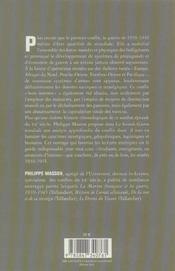 La seconde guerre mondiale strategies moyens controverses filmographie chronolog - 4ème de couverture - Format classique