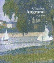 Charles angrand, 1854-1926 [exposition, pontoise, musee tavet-delacour, 1er avril-2 juillet 2006] - Intérieur - Format classique