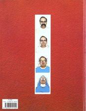 Dieu Vous Le Rendra - 4ème de couverture - Format classique
