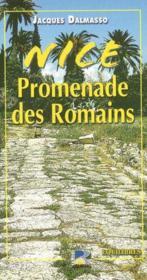 Nice, promenade des romains - Couverture - Format classique
