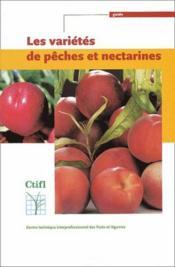 Les variétés de pêches et nectarines - Couverture - Format classique
