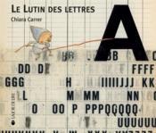 Le lutin des lettres - Couverture - Format classique