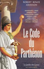 Le code parthénon - Couverture - Format classique
