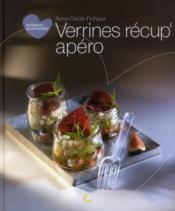 Verrines recup - Couverture - Format classique