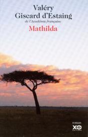 Mathilda - Couverture - Format classique