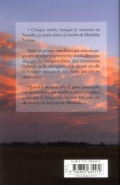 Mathilda - 4ème de couverture - Format classique
