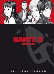 Gantz T.31 - Couverture - Format classique
