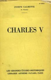 Charles V. - Couverture - Format classique